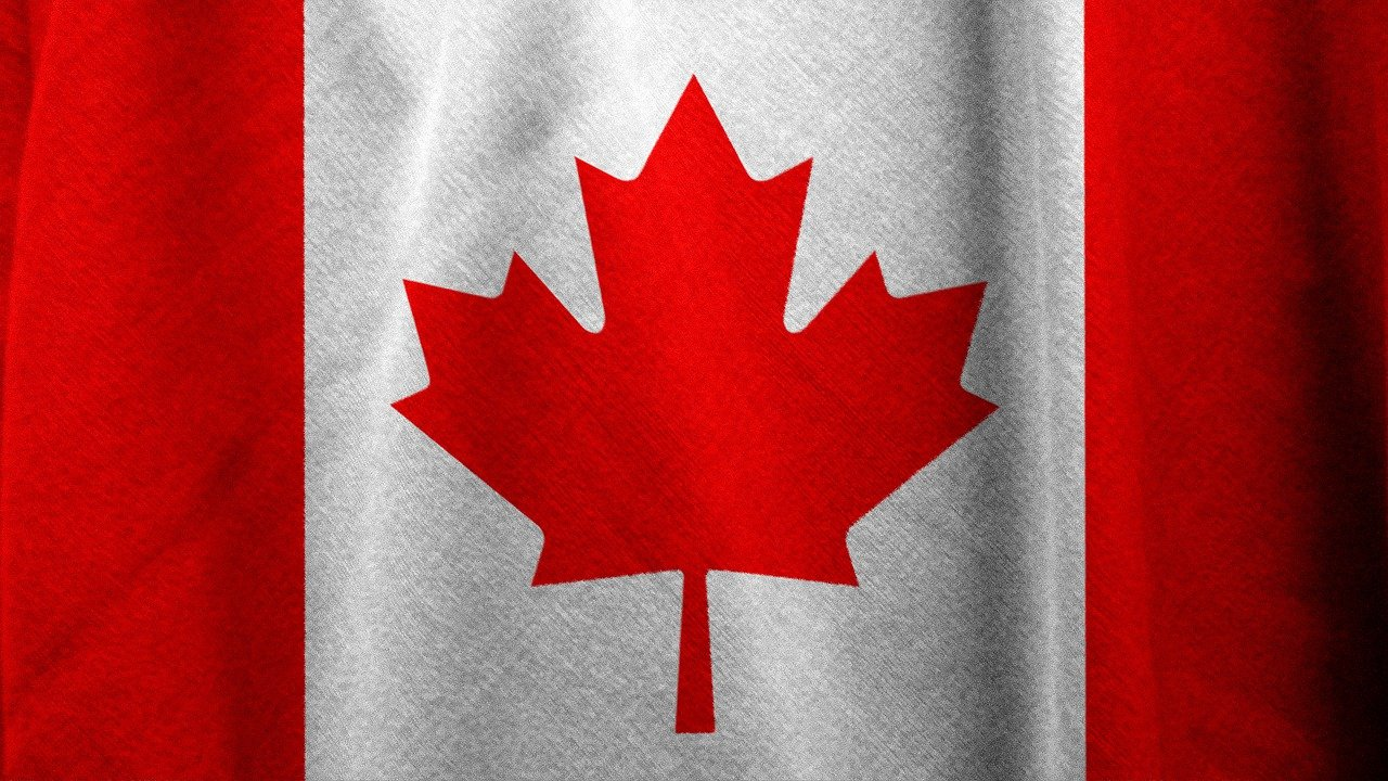 canada, flag, country
